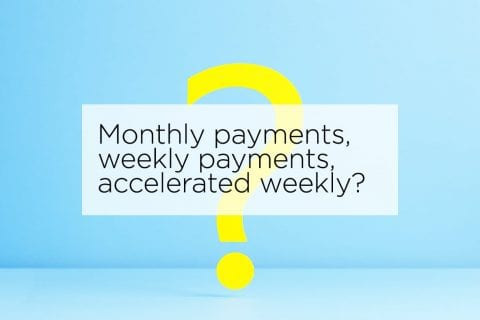 mortgage payments question